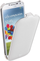 cellularline Flap - Für Galaxy S4 Value/ S4 - Weiss