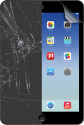 cellularline Ok Display Anti-Trace Easy Fix - Pour iPad Air - Transparent