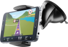 cellularline Pilot Pro - Halterung - Für Samsung Smartphones bis 6.3 - Schwarz