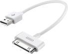 cellularline USB zu Dock Datenkabel - Weiss