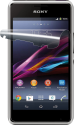 cellularline Ok Display Invisible - Pour Xperia E1 - Transparent