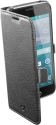 cellularline Book Essential Pocket - Schutztasche im Book-Style - Für Samsung Galaxy S5 Mini - Schwarz