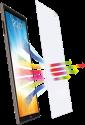 cellularline Ok Display Antiblue Light - Für 11.2 Tablet - Transparent