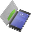 cellularline Book Essential Pocket - Custodia a libro - Per Sony Xperia Z3 - Nero