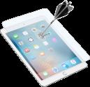 cellularline SECOND GLASS ULTRA - Protection en verre - Pour Apple iPad Air - Transparent