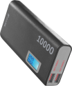 Cellular Line FREEPOWER MULTI 10000 - 10'000mAh - Schwarz