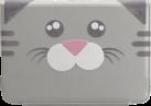 cellularline Animal Tab - pour Tablets jusqu'à 8 - Gris