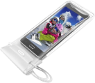 cellularline Snowbag - Pour 5.7 Smartphone - Blanc