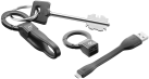 cellularline Free Cable USB Key, Lightning