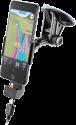 cellularline PILOT ACTIVE - Auto-Telefonhalterung - Für iPhone 6 / 6S / 6 Plus / 6S Plus - Schwarz