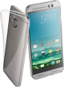 cellularline Fine - Für HTC One M9 Plus  - Transparent