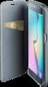 cellularline Suite - Pour Samsung Galaxy S6 Edge - Gris