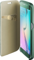 cellularline Suite - Pour Samsung Galaxy S6 Edge - Vert