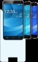 cellularline Second Glass Uni - Für 4,5 Smartphones - Transparent