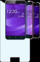 cellularline Second Glass Uni - Pour 5.1 Smartphones - Transparent