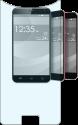 cellularline Second Glass Uni - Per 5.5 Smartphones - Trasparente
