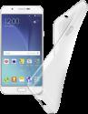 cellularline Shape - Für Samsung Galaxy A8 - Transparent