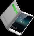 cellularline Book Essential Pocket - Schutztasche im Book-Style - Für Huawei Mate S - Schwarz