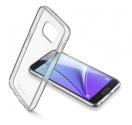 cellularline Clear Duo - Für Samsung Galaxy S7 - Transparent