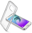 cellularline Clear Duo - Per Samsung Galaxy A3 (2016) - Trasparente