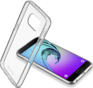 cellularline Clear Duo - Für Samsung Galaxy A5 (2016) - Transparent
