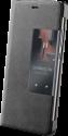 cellularline Book Essential Pocket - Schutztasche im Book-Style - Für Huawei P9 - Schwarz