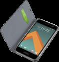 cellularline Book Essential Pocket - Schutztasche im Book-Style - Für HTC One M10 - Schwarz
