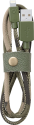 cellularline USB zu Lightning Datenkabel - Camouflage