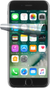 cellularline Ok Display Flex - Für iPhone 7 - Transparent