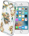 cellularline Style Case Dragon - Für Apple iPhone 5/5s/SE - Transparent