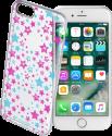 cellularline Style Case Star - Für Apple iPhone 7 - Transparent