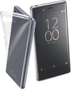 cellularline Fine - pour Sony Xperia X Compact - Transparent
