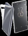 cellularline Fine - für Sony Xperia X Compact - Transparent