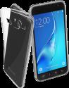cellularline Fine Galaxy J3 - Étui - pour SAMSUNG Galaxy J3 - Transparent