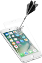 cellularline SECOND GLASS ULTRA CAPSULE - Pour Iphone 7 - Blanc