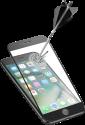 cellularline SECOND GLASS ULTRA CAPSULE - Für Iphone 7/8 - Schwarz