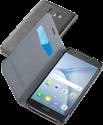 cellularline Book Essential Pocket - Étui au format livre - Pour Samsung Galaxy A3 2017 - Noir
