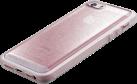 cellularline Selfie Case - Pour iPhone SE/5S/5 - Rose