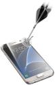 cellularline SECOND GLASS CAPSULE - Für Samsung Galaxy S7 - Transparent
