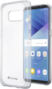 cellularline Clear Duo - Pour Samsung Galaxy S8 - Transparent