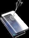cellularline SECOND GLASS ULTRA CURVED - Für Samsung Galaxy S8 Plus - Schwarz