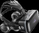 cellularline ZION VR IMMERSION - Casque de réalité virtuelle - Pour Smartphone - Noir
