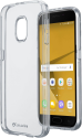 cellularline Clear Duo - Für Samsung Galaxy J7 (2017) - Transparent