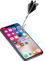 cellularline SECOND GLASS ULTRA - Pour Apple iPhone X - Transparent