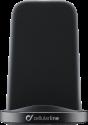 cellularline Wireless Fast Changer - Kabelloses Ladegerät - Schwarz