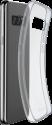cellularline Fine - Per Samsung Galaxy Note 8 - Transparent