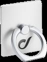 cellularline Safering - Ring für Smartphone - Silber