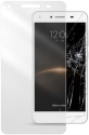 cellularline HY/Y6 Anti-Shock Glass Tempered - Bildschirmschutzglas - Für Huawei Y5II/Y6II - Transparent