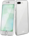 sbs Crystal 360° - Für iPhone 8 Plus / 7 Plus - Transparent