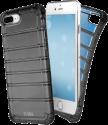 sbs Air Impact - Pour iPhone 8 Plus / 7 Plus - Noir